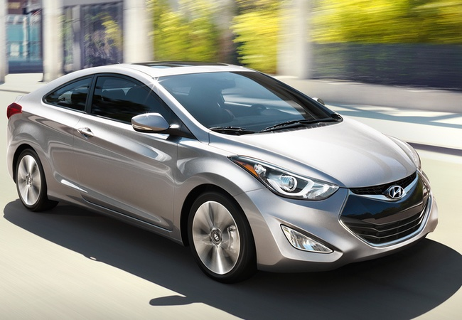 2014 Hyundai Elantra Coupe Review, Specifications, Price