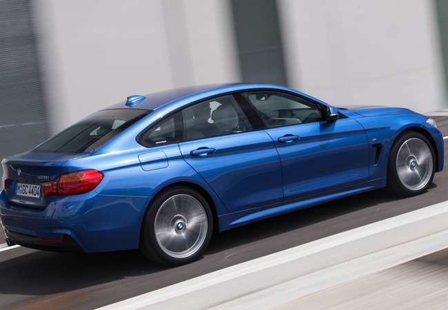 2015 BMW 4 Series Gran Coupe 428i Reviews, Specifications, Price