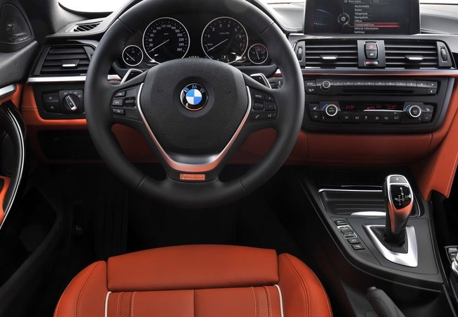 2015 BMW Gran Coupe Interior Images