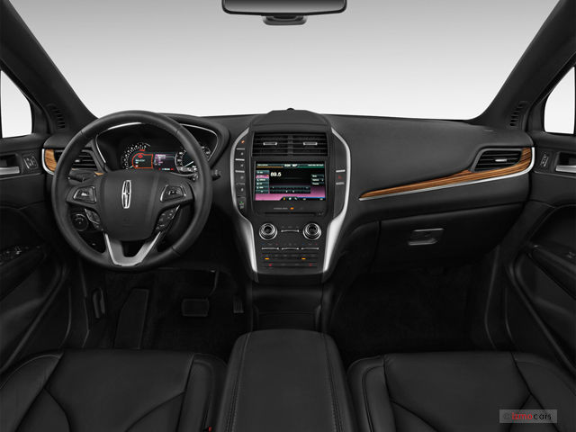 2015 Lincoln MKC SUV Special Features